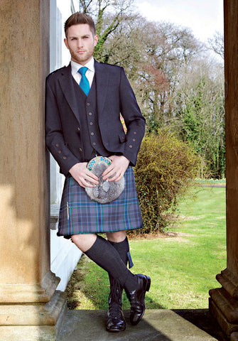 Photo of Giants Causeway Tartan Kilt