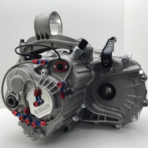 5 Speed Sequential Gearbox - Mitsubishi EVO 4-9 / EVO X STRONG *POA