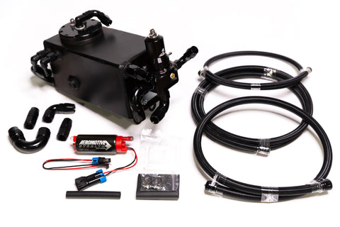 RB26 GTR Engine Bay Fuel Surge Tank Kit