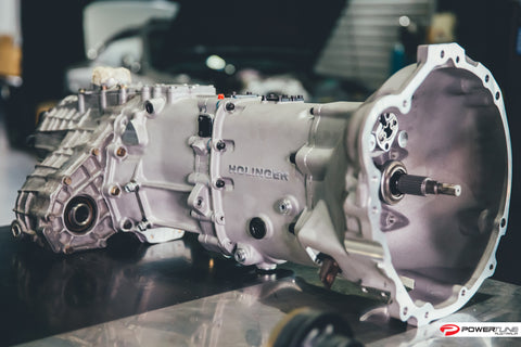Holinger 6-Speed Sequential Gearbox - Nissan Skyline GTR *POA