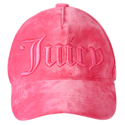 Juicy Velour Cap