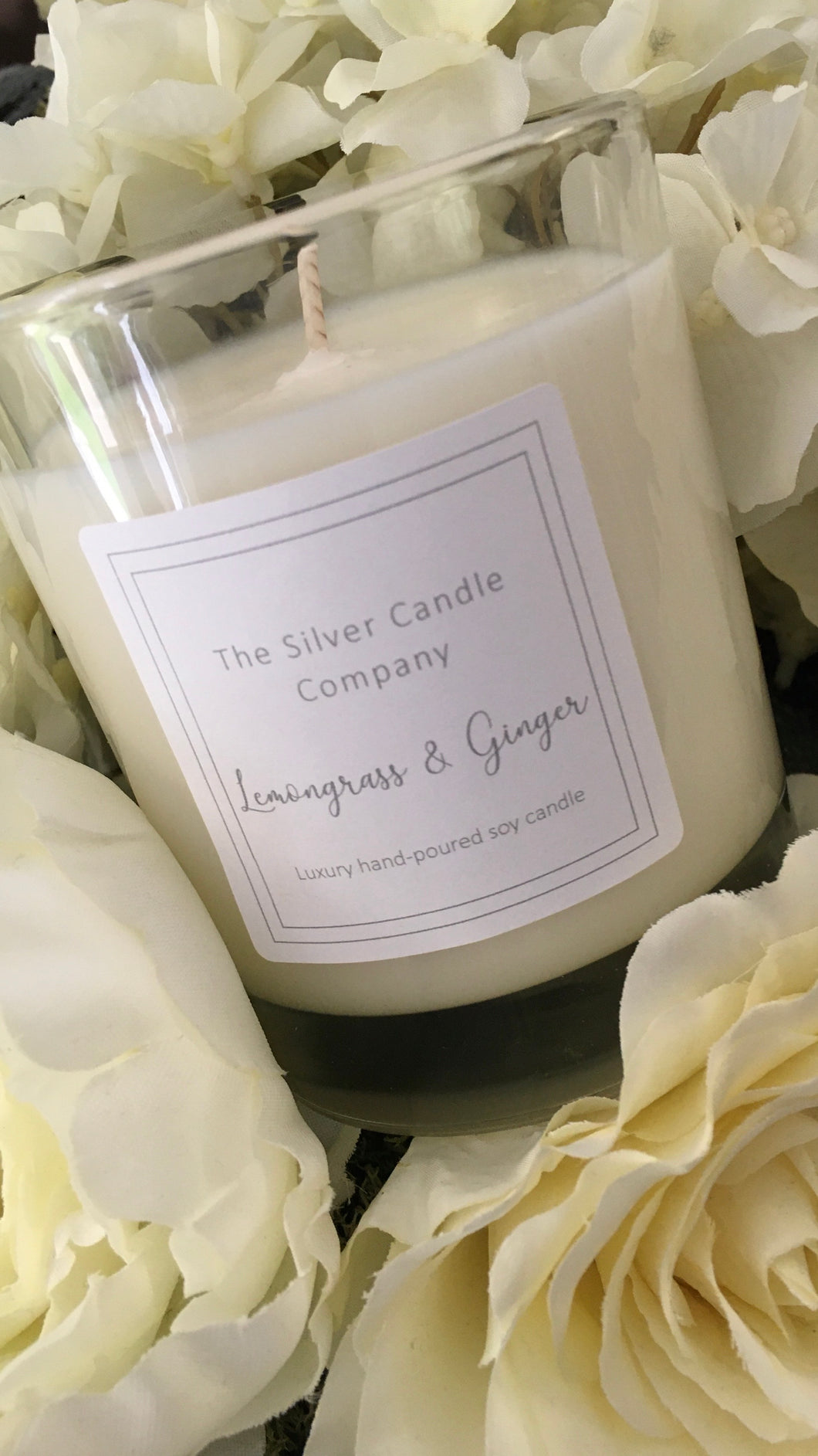 Lemongrass & Ginger Signature Candle