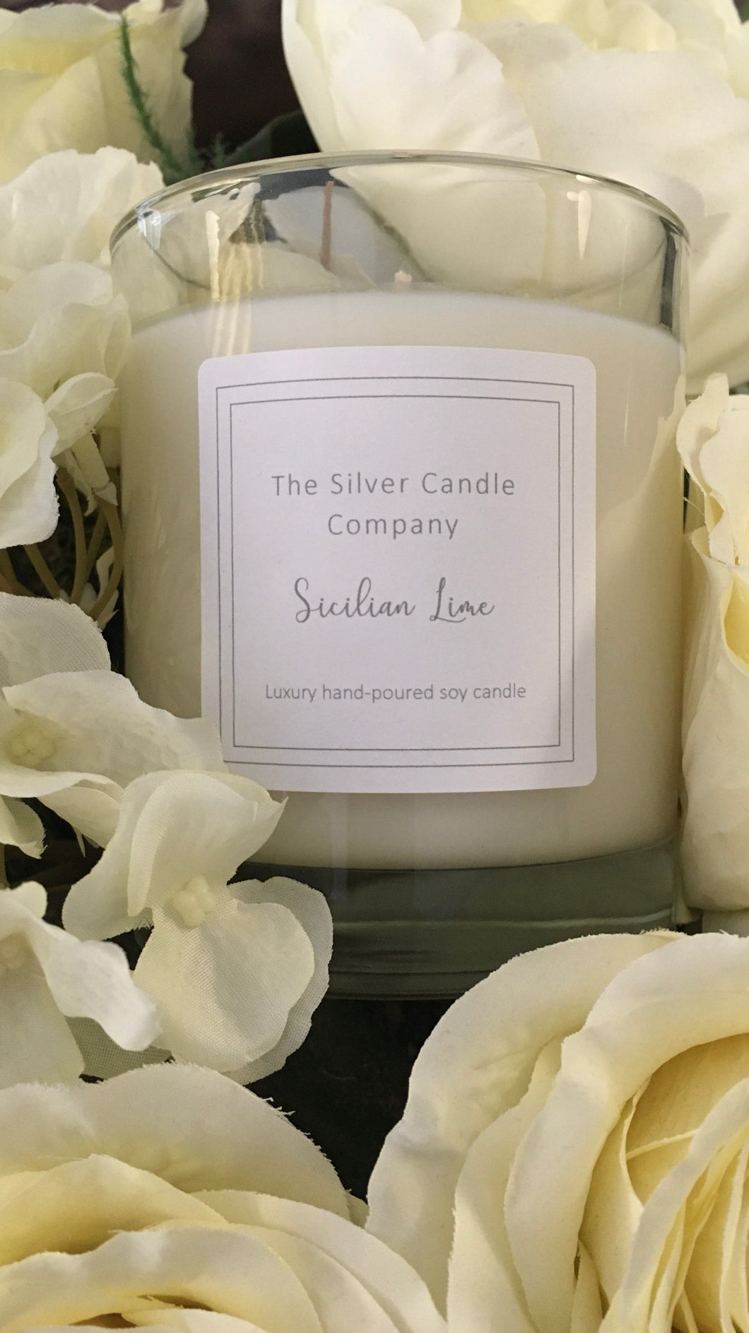 Sicilian Lime Signature Candle