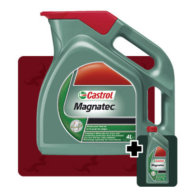 Castrol Magnatec 5W-30 GM Synthetic Engine Oil