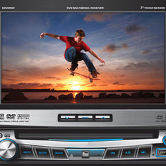 DUAL XDVD9101 Multimedia Head Unit