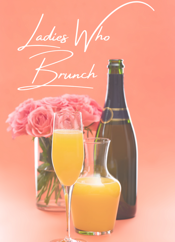 Ladies Who Brunch (Mimosa Scented Candle)
