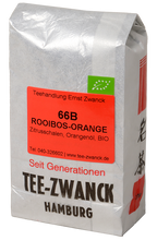 Laden Sie das Bild in den Galerie-Viewer, ROOIBOS-ORANGE BIO - Tee Zwanck