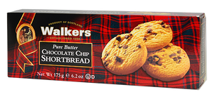 """WALKERS"" CHOCOLATE CHIPS SHORTBREAD - Tee Zwanck"