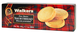 """WALKERS"" SHORTBREAD HIGHLANDERS - Tee Zwanck"