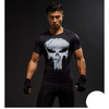 camiseta calavera de the punisher