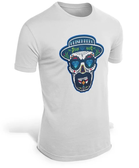 camiseta replay calavera