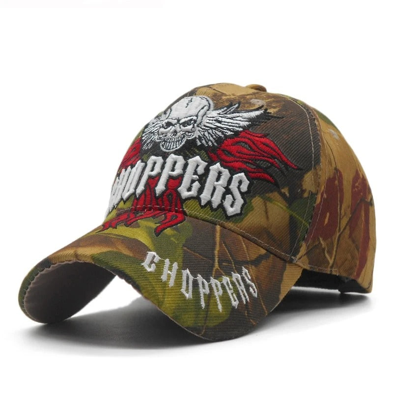 gorra calavera west coast choppers
