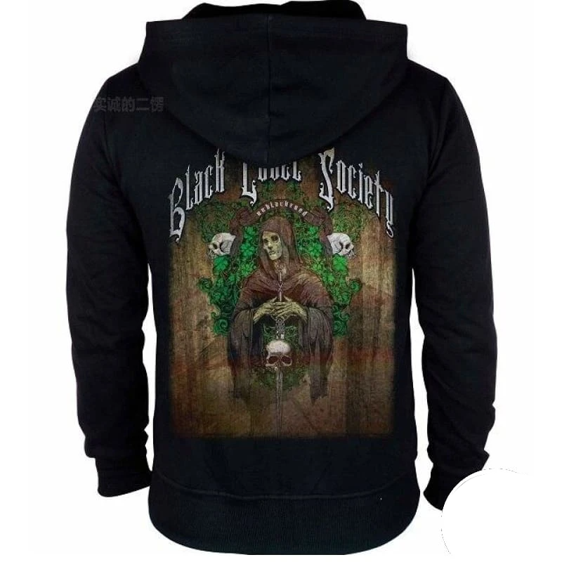 sudadera calavera black label society