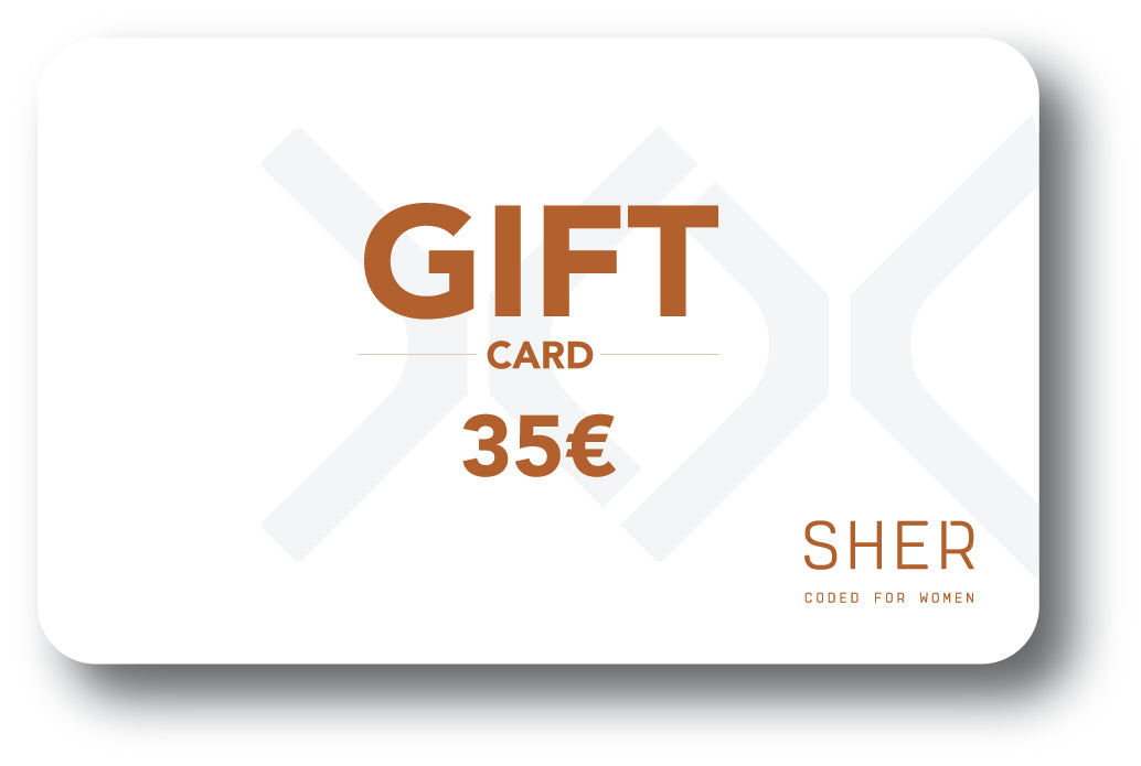 SHER GIFT CARD