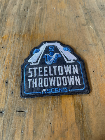 Patch - Steel Town Throw Down