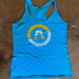 "Racerback - ""Find Your Summit"" Front/ASCEND logo Back"