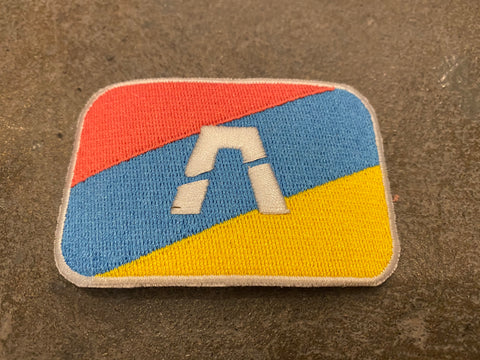 ASCEND Patch (Diagonal Tri-Color)