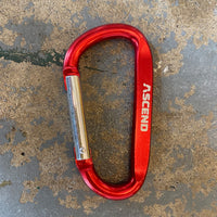 ASCEND Keychain Carabiner