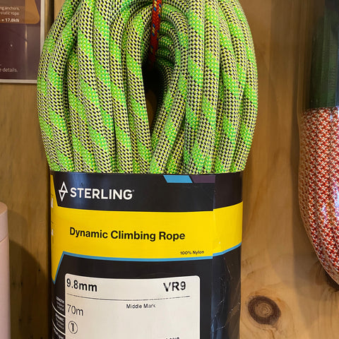 Sterling VR9 Rope - Green