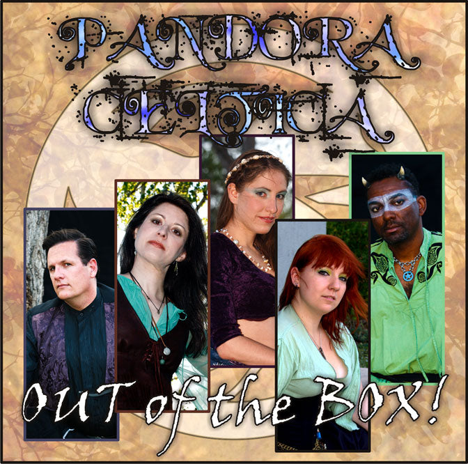 Pandora Celtica - Out of the Box