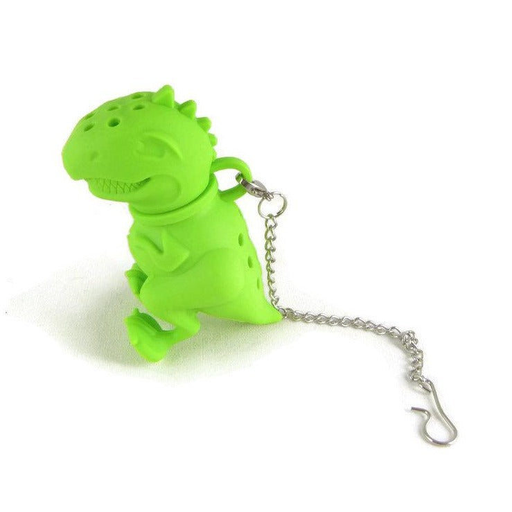 T-rex Silicone tea infuser