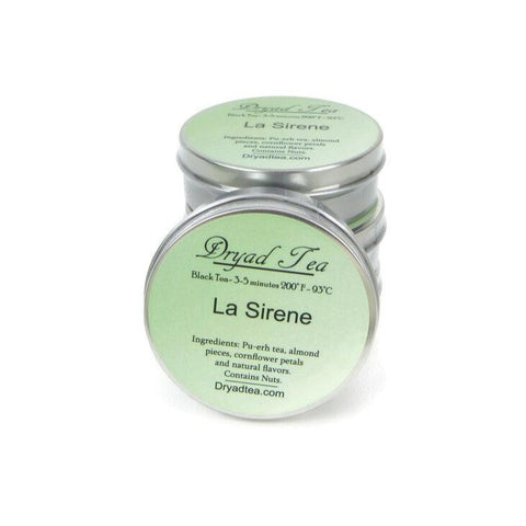 La Sirene Travel Tin & refills