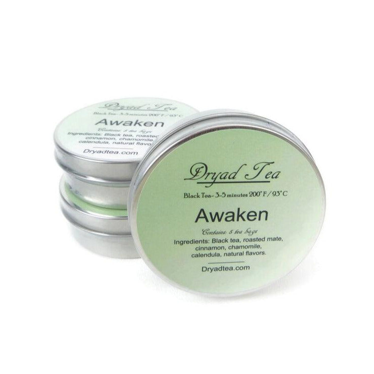Awaken Travel Tin & refills