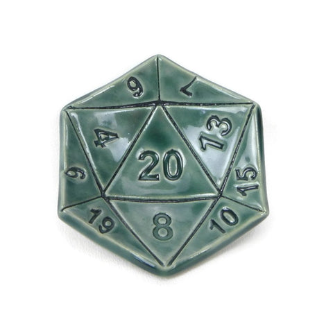 Rainforest D20 Trivet
