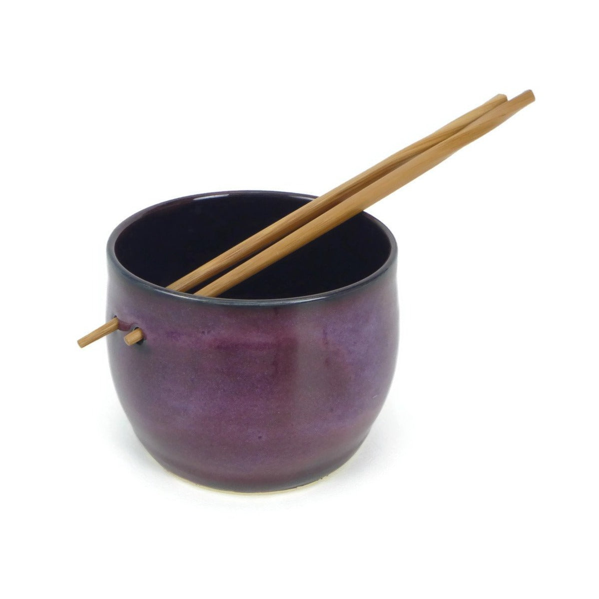 Purple Noodle Bowl