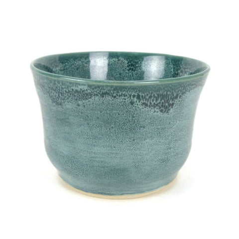 Teal and White Bowl