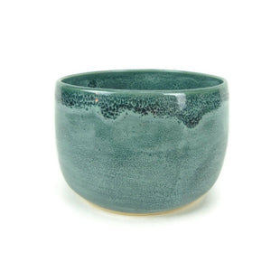 Teal and White Bowl #2