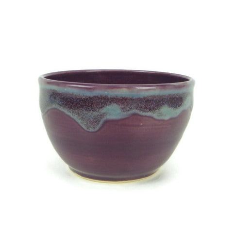 Purple and Misty Blue Bowl #1