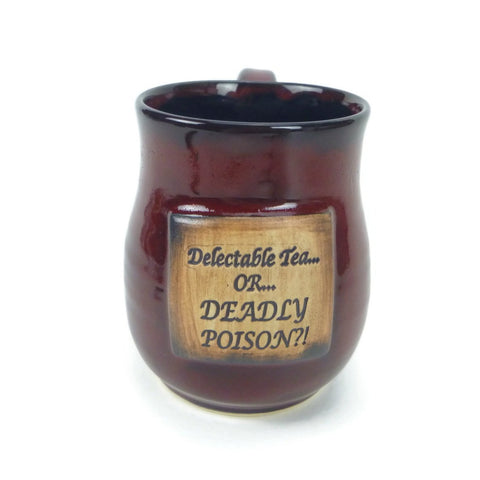 Delectable Tea... Or Deadly Poison Mug 5