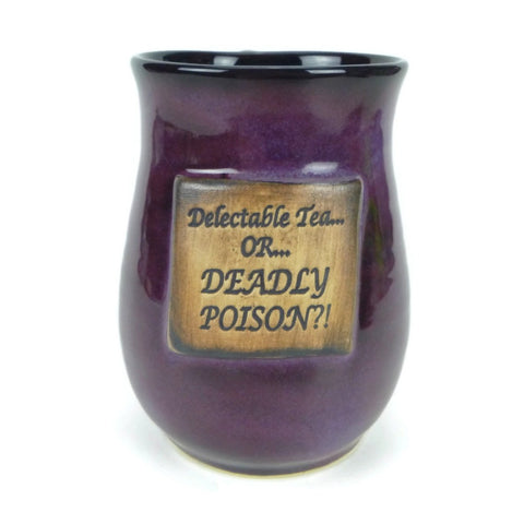 Delectable Tea... Or Deadly Poison Mug 7