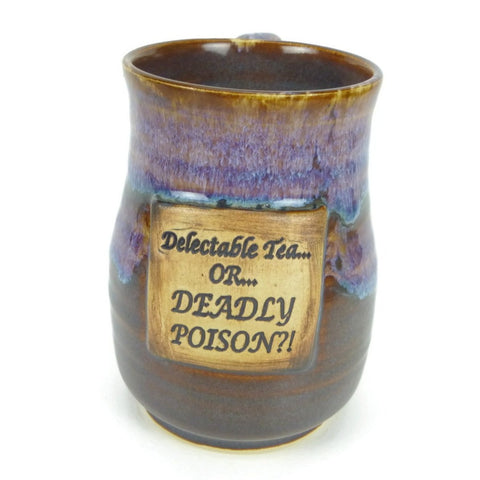 Delectable Tea... Or Deadly Poison Mug 8
