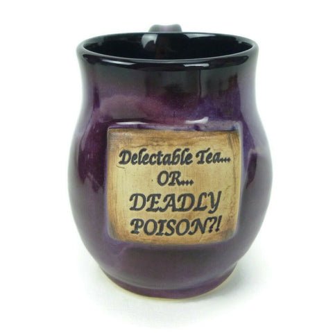 Delectable Tea... Or Deadly Poison Mug 9