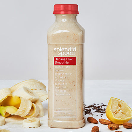 Banana Flax Smoothie