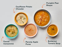 The 1-Day Reset (5 light soups)