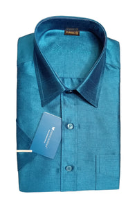Men's Art Silk Shirt - ARSB 1636
