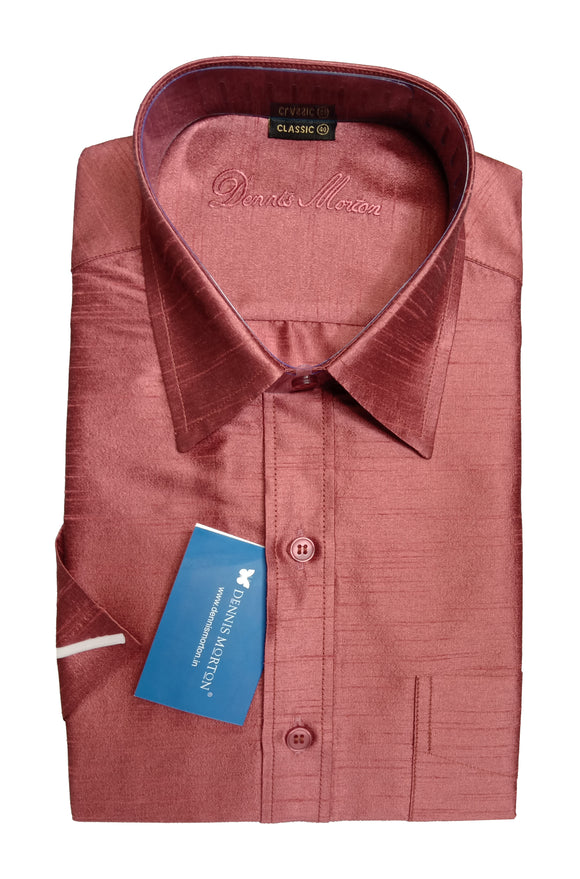 Men's Art Silk Shirt - ARSB 921