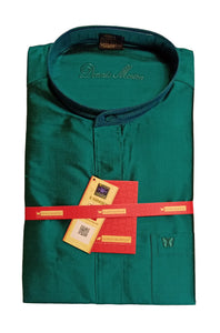 Mens Pure Silk Shirt Dennis Morton - DSF 998