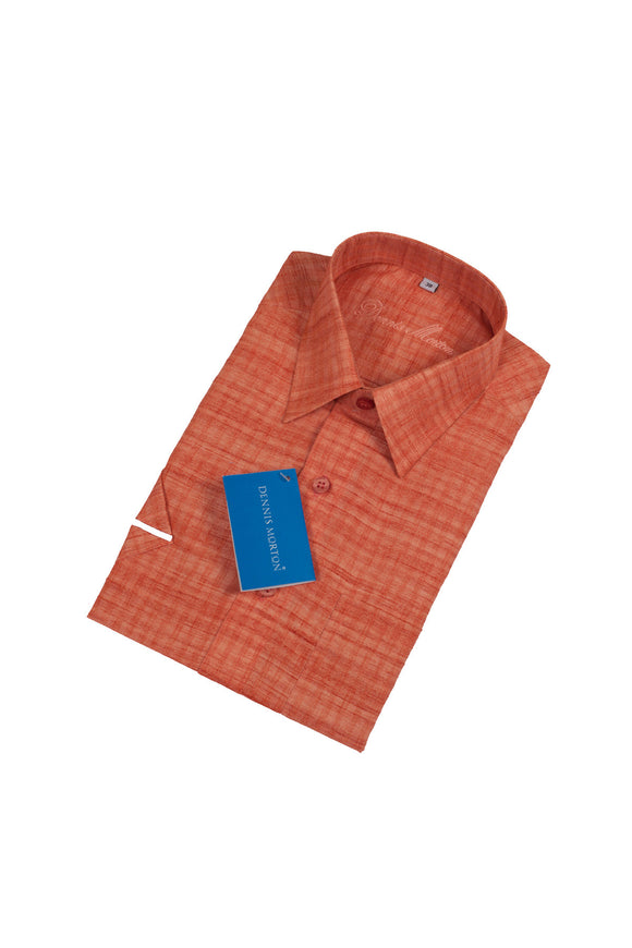 Men's Carrot Red Shirt - KC 56 P