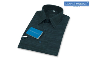 Men's Navy Blue Shirt   -  KPP 02 A