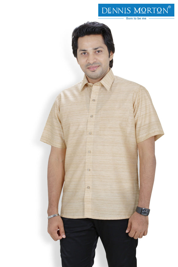 Men's Ivory Shade Shirt  - KPP 02 U