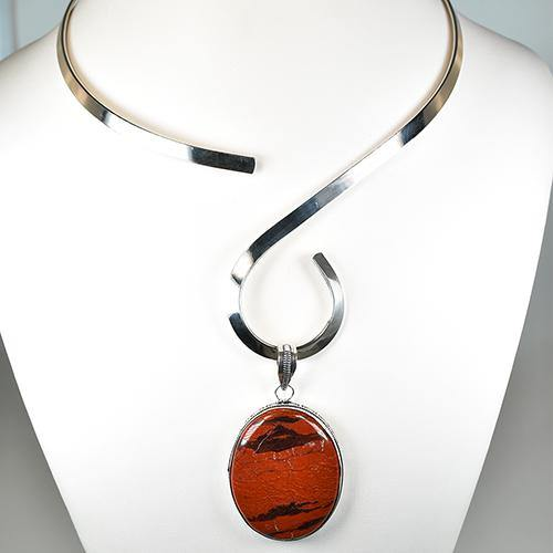 Red Tigers Eye - Nikki Michelle Jewelry