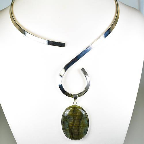 Purple Labradorite - Nikki Michelle Jewelry