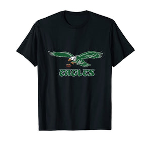 Eagles Fan T-Shirt Philly Eagles Phila Eagles Fan  T-Shirt