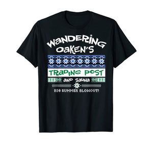 Wandering Oaken's Trading Post And Sauna T-Shirt