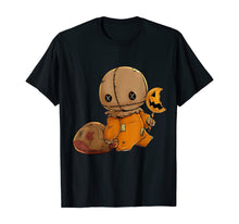 Load image into Gallery viewer, Trick r Treat Funny Cute Sam Halloween 2019 Costume T-Shirt