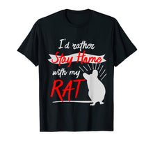 Load image into Gallery viewer, Crazy Pet Rat Owner Gift T-Shirt Funny Gift